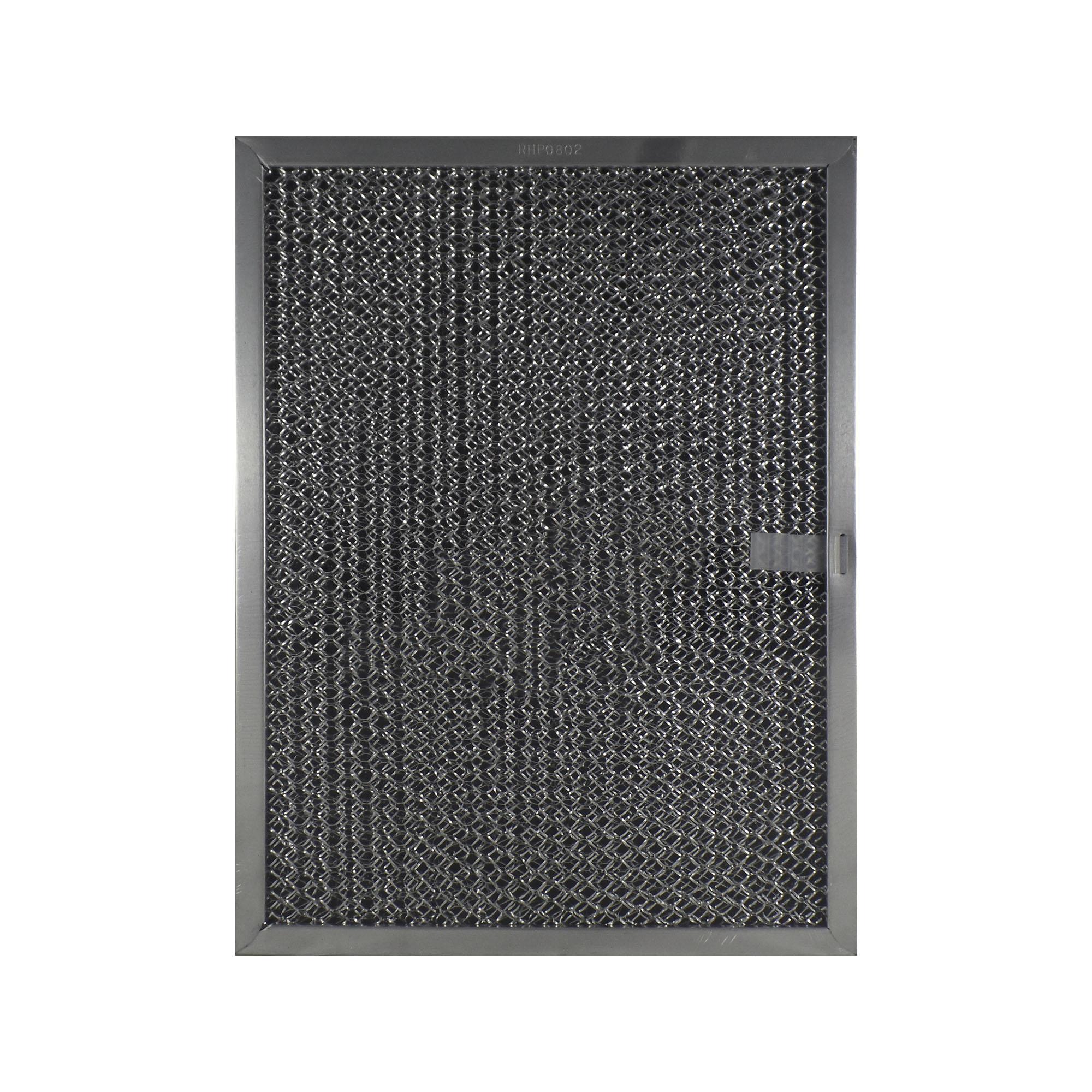 Nutone Model Rl6200 Aluminum Carbon Combo Range Hood Filter